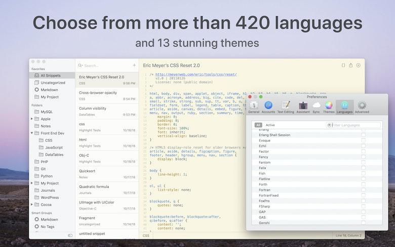 420 languages
