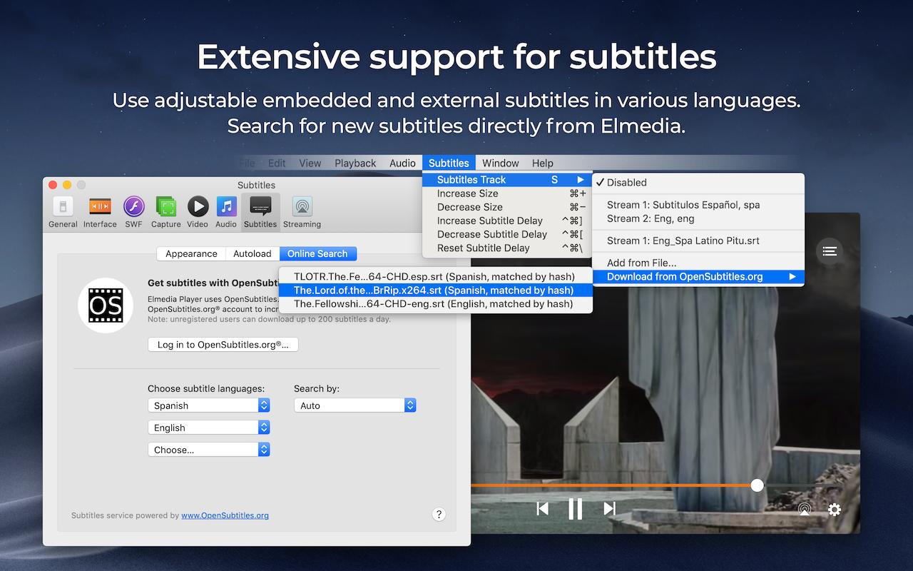 Elmedia Player on Setapp | Video player and YouTube downloader