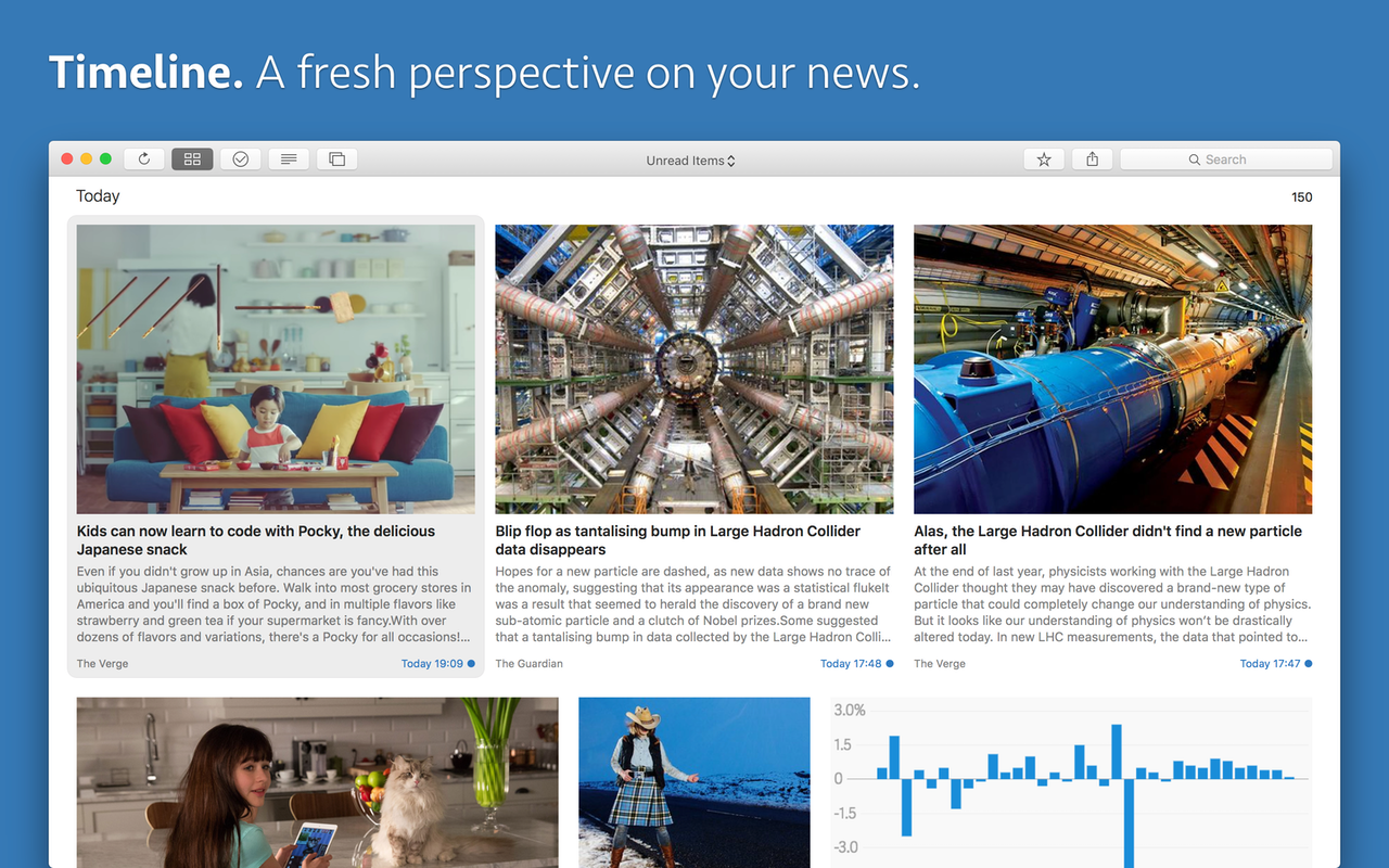 News Explorer on Setapp | An awesome news reader app for your Mac